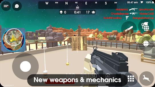 Danger Close – Battle Royale  Online FPS Apk Download 3