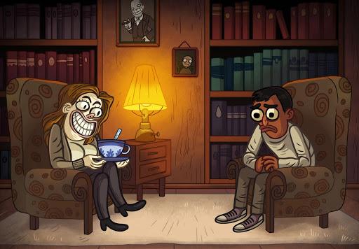 Troll Face Quest: Horror  screenshots 5