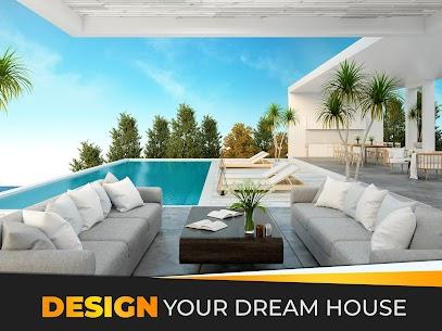 Home Design Dreams – Design My Dream House Games Mod 1.5.0 Apk [Unlimited Money] 1