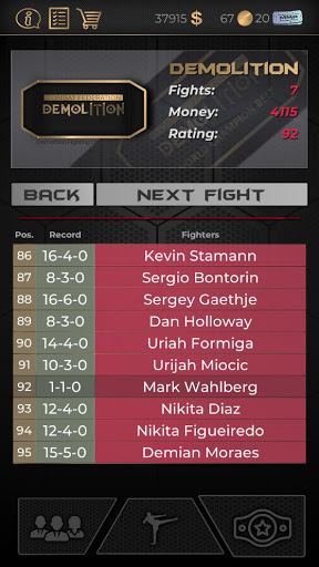 MMA Simulator Offline 03042021 screenshots 23