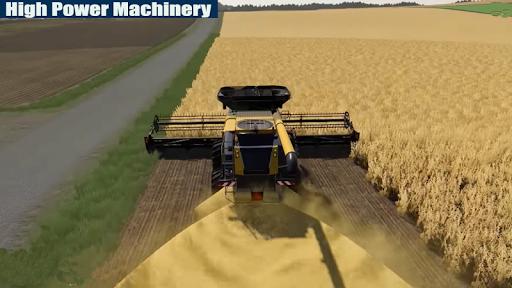 Us Agriculture Farmer Simulator 2021:Heavy Tractor 1.02 screenshots 1