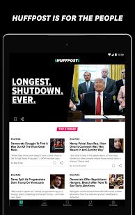 HuffPost - Daily Breaking News & Politics