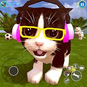 Virtual Cat Simulator : Cute Kitty