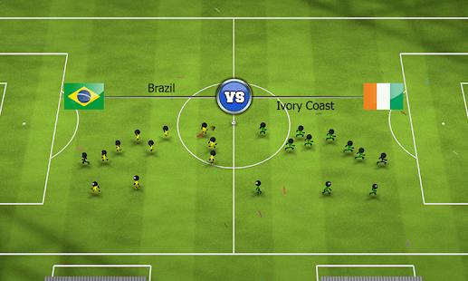 Stickman Soccer 2014 screenshots 8