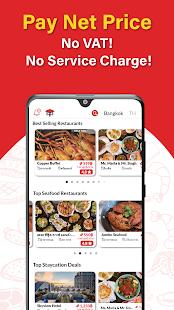 Hungry Hub - Thailand Dining Offer App 5.7.9 Screenshots 4