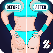 Cellulite Treatment Yoga & Exercise - Thigh & Butt