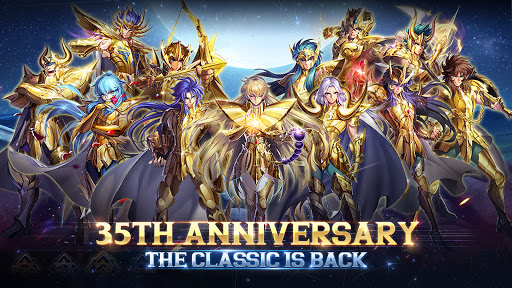 Saint Seiya Awakening: Knights of the Zodiac 1.6.46.52 screenshots 1