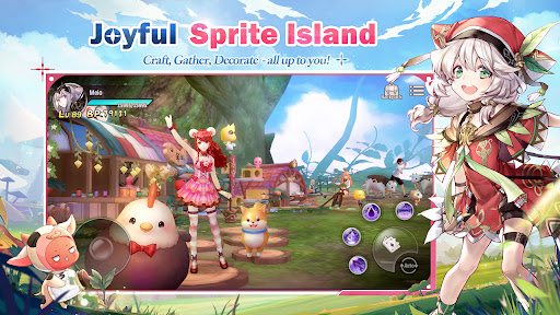 Sprite Fantasia Varies with device screenshots 3
