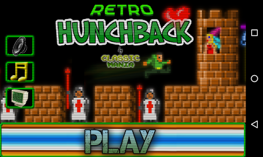 Retro Hunchback 1.26 screenshots 1