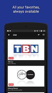 TBN: Watch TV Shows