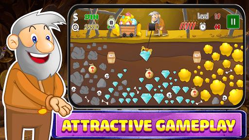 Gold Miner Classic Lite  screenshots 4