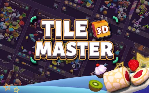 Tile Master 3D - Triple Match & 3D Pair Puzzle  screenshots 16