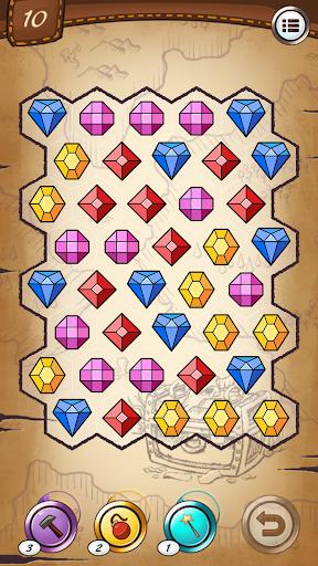 Jewels and gems - match jewels puzzle 1.3.0 screenshots 23