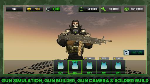 Custom Gun Simulator 3D apkpoly screenshots 2