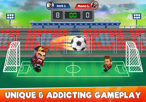 Super Bowl - Play Soccer & Many Famous Sports Game 14.0 screenshots 9