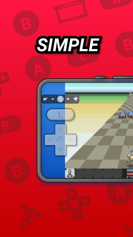 Pizza Boy GBA Pro - GBA Emulator poster 1