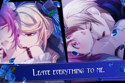 Blood in Roses - otome game / dating sim #shall we  screenshots 18