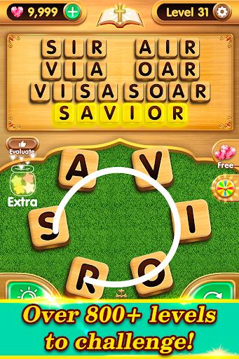 Bible Word Puzzle - Free Bible Word Games  screenshots 23