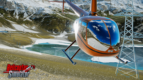 Helicopter Simulator 2021 MOD APK 1.0.1 (Unlocked Helicopter/Levels) 3