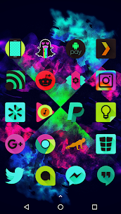 Black Light Icon Pack For Pc (Free Download On Windows7/8/8.1/10 And Mac) 4