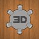マインスイーパ 3D