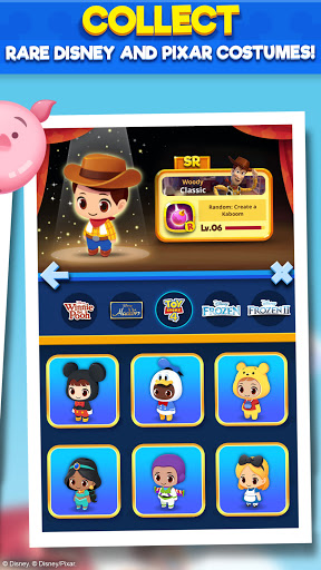 Disney POP TOWN android2mod screenshots 18