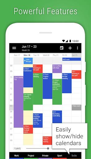 Business Calendar 2 - Agenda, Planner & Widgets 2.41.4 Screenshots 2