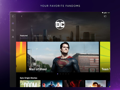 HBO Max: Stream and Watch TV, Movies, and More 50.10.1.117 screenshots 23