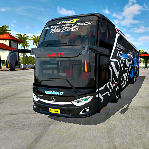Bus Simulator Indonesia : MOD BUSSID APK