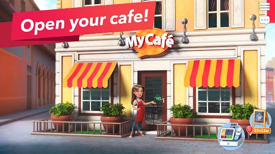 My Cafe u2014 Restaurant Game. Serve & Manage 2021.9.3 Screenshots 1