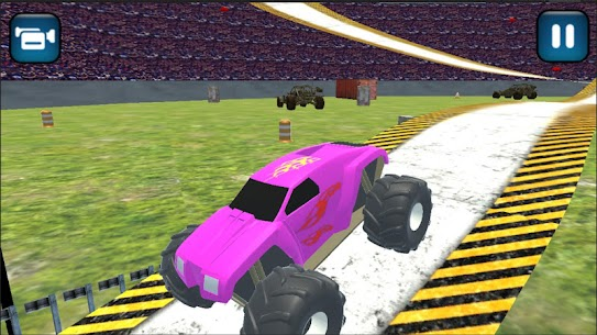 Monster Truck Stunt Game 2018 Game Hack Android and iOS 1