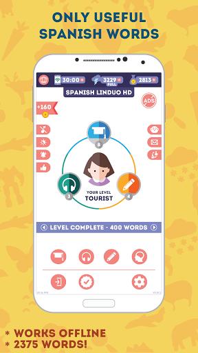 Spanish for Beginners: LinDuo HD  screenshots 2