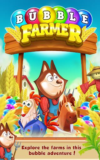 Bubble Shooter - Bubbles Farmer Game  screenshots 17