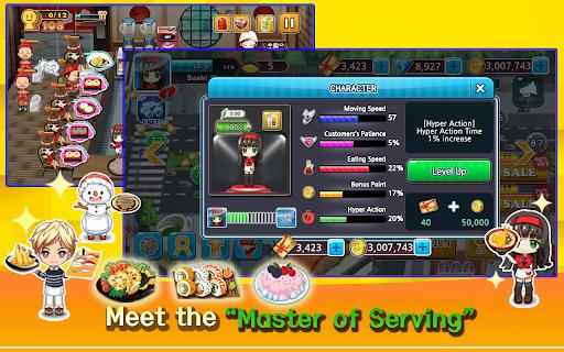 Cooking Sushi King 1.0.31 screenshots 5