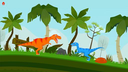 Jurassic Rescue - Dinosaur Games in Jurassic! 1.1.5 screenshots 1