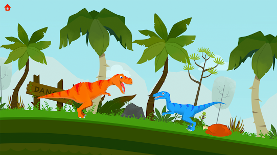 Jurassic Rescue – Dinosaur Games in Jurassic! Hack for Android and iOS 1