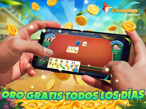 Conquian Espau00f1ol - ZingPlay 407 9