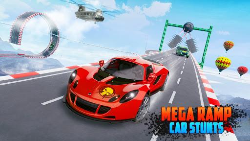 Crazy Car Stunts 3D - Mega Ramps Car Games 2.1 updownapk 1