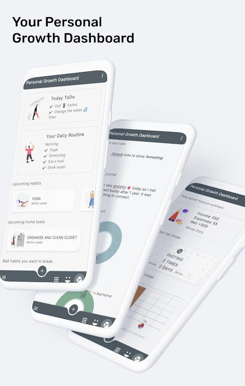 Good App, Self Improvement & Personal Growth app  poster 3