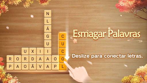 Esmagar Palavras: Palavras cruzadas & Cau00e7a Palavra screenshots 9