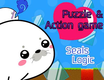 Seals Logic:Cute PuzzleAction Hack Cheats (iOS & Android) 1