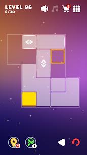 Move The Block : Perfect Slide Puzzle MOD APK 1.04 (No Ads) 1