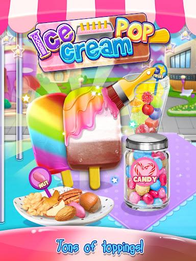 Ice Cream Pop Salon - Icy Desserts Maker 1.4 screenshots 3
