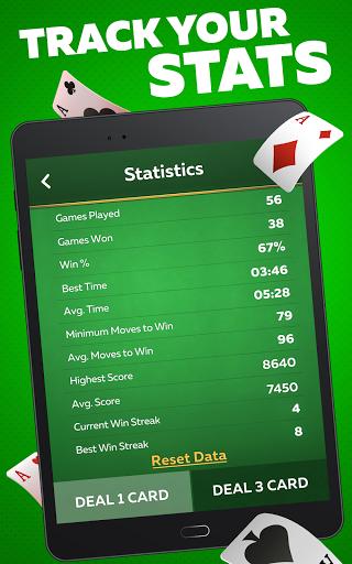 Solitaire Play u2013 Classic Klondike Patience Game 2.1.4 screenshots 17
