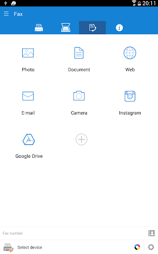 Samsung Mobile Print 4.08.030 Screenshots 12