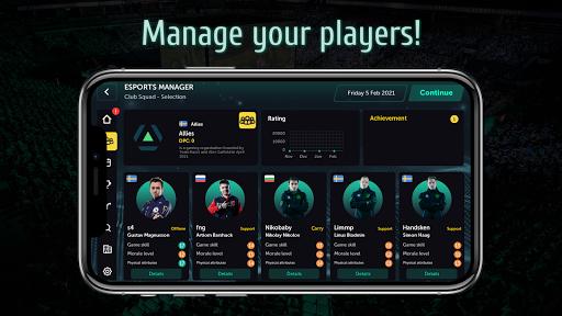 Esports Manager Simulator  screenshots 10
