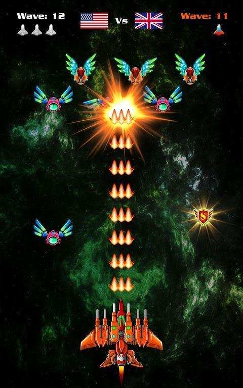 Galaxy Attack: Alien Shooter poster 10