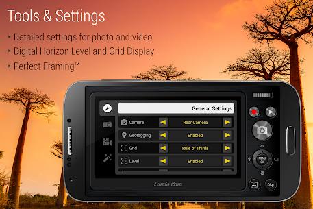 Lumio Cam Premium MOD APK 4