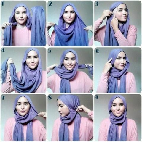 Tutorial Hijab Trend 2017 Download Apk Free For Android Apktume Com