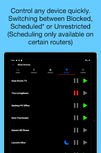 WiFi Blocker - Router Parental Control -Block WiFi 2.7.0.0407 Screenshots 19